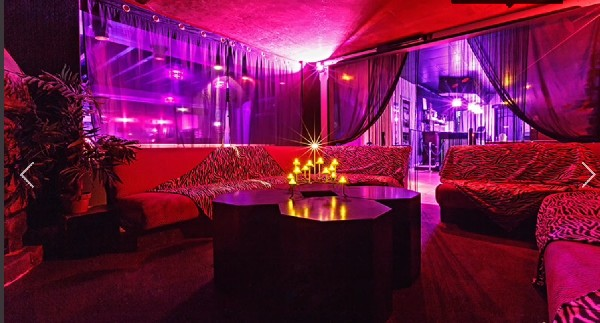 Salon VIP du Crystal